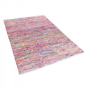Covor Belen, lucrat manual, multicolor, 140 x 200 cm