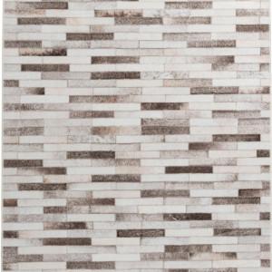 Covor Bonanza, bej/maro, 120 x 170 cm