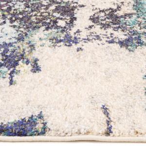 Covor Celestial albastru / crem, 200x290cm