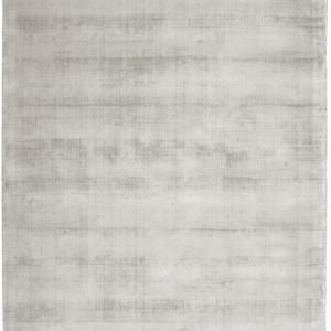 Covor din vascoza tesut manual Jane, 90 x 150 cm, gri-bej