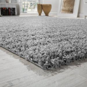 Covor Epperson Flatweave gri deschis 230 x 320 cm