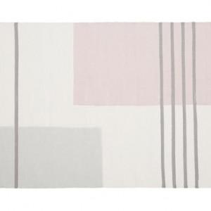 Covor Georgio cu motive grafice, 120 x 180 cm