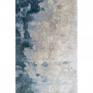 Covor Lydia, gri/albastru, 120 x 180 cm