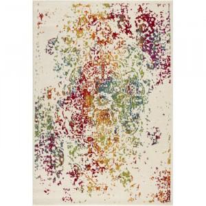 Covor Menjivar, polipropilena, bej, 200 x 290 cm