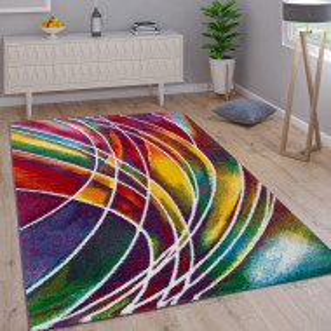 Covor Monroe, polipropilena, multicolor, 80 x 150 cm