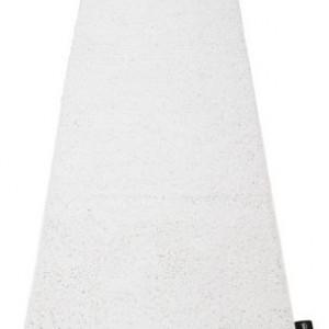 Covor Shaggy Soft by Bruno Banani, 80 x 250 cm, alb ca zapada