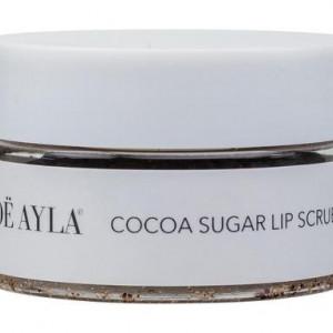 Crema scrub cu zahar si cacao Zoe Ayla 30 g