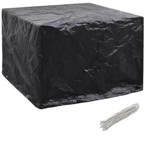 Husa de protectie, negru, 98 x 112 x 122 cm