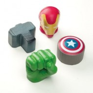 Jucarie squishy anti-stress Avengers