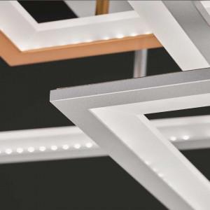 Lustra LED Mondeo - sticla acrylica - 3  becuri