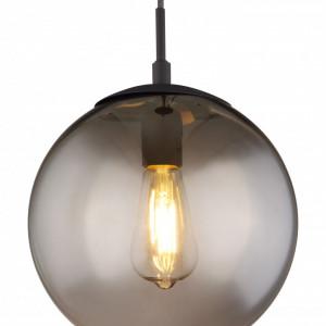 Lustra tip pendul Blama II, metal/sticla, 25 x 120 x 25 cm