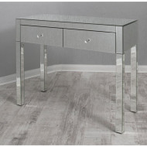 Masa de toaletă Abram, lemn, 80 x 100 x 40 cm