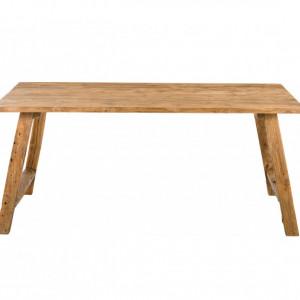 Masă din lemn de tec Lawas, 180x78cm
