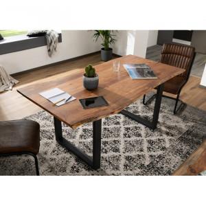 Masa Freeform, lemn masiv, 160 x 90 x 76 cm