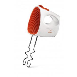 Mixer Ariette Mixy, alb/portocaliu, 19 x 9 x 20,5 cm, 250 W