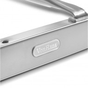 Pat metalic single 197 X 103 X 69cm, argintiu