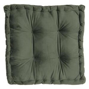 Pernă pentru scaun Homer, verde, 45x45x8 cm