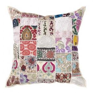 Perna Yantra bej patchwork