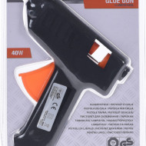 Pistol de lipit Karll cu silicon la cald 40W 230V