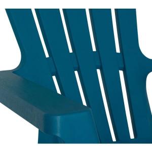 Scaun de gradina Maryland albastru Miami, 88 x 73 x 80 cm