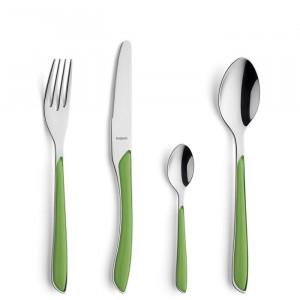 Set de 24 tacamuri Prisma, verde