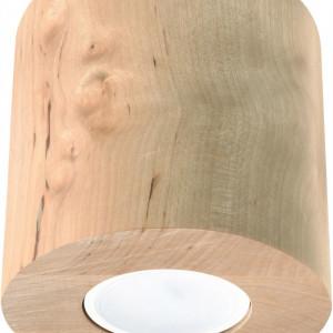 Spotlight Roda, maro, 10 x 12 cm, 40w