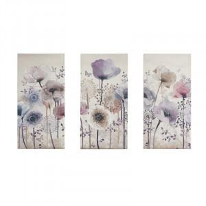 Tablou 'Classic Poppy', 60cm H x 90cm W x 3,5cm D