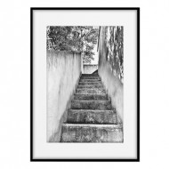 Tablou Old Stairs, 30x40 cm