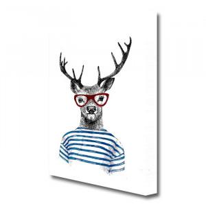 Tablou Steve, panza, 50,8 x 35,6 x 4,4 cm