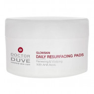 Tampoane faciale Doctor Duve Glowskin daily resurfacing pads
