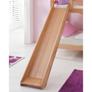 Tobogan Gunner, lemn masiv, maro, 175 x 20 x 40 cm