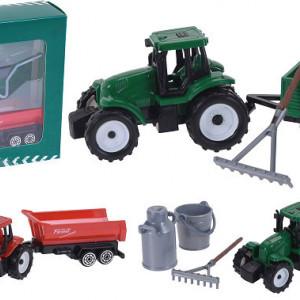 Tractoras Karll cu accesorii