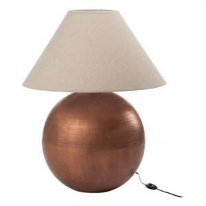 Veioză Ball din metal, 70x56x56cm
