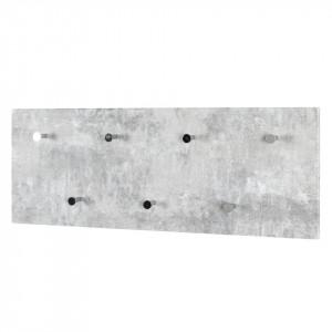 Cuier Harby, MDF, decor beton