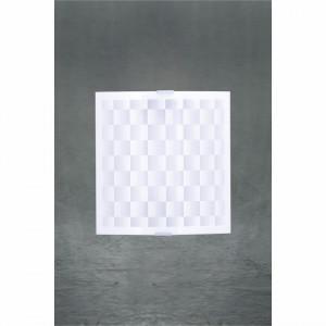 Aplica Scacchi, metal/sticla, 25 x 25 x 9 cm