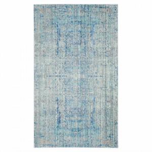 Covor Abella Vintage - fibre sintetice - albastru deschis  - 120 x 180