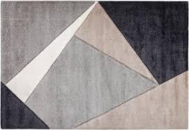 Covor Broadway cu model geometric, 120 x 170cm