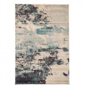 Covor Celestial albastru/ crem, 120 x 180 cm