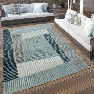 Covor Dayton Blue Indoor/Outdoor 120 x 170 cm