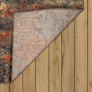 Covor Deerwood, maro/gri, 120 x 170 cm