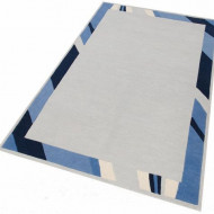 Covor Hanno by Theko Exclusiv, albastru, 120 x 180 cm