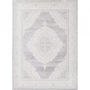 Covor Meadowbrook, gri deschis, 120 x 160 cm