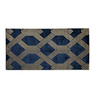Covor Vekse albastru, 140 x 200 cm