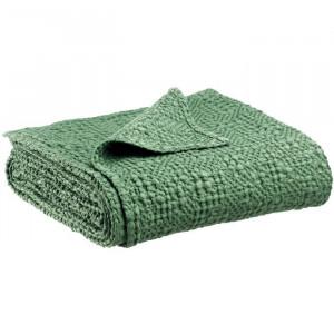 Cuvertură de pat Maniteau, verde, 180 x 260 cm