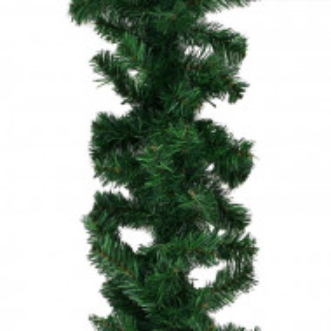 Ghirlanda de Crăciun, 5 x 5 x 1000 cm