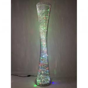 Lampadar Zora, LED, metal, 143 x 28 x 32 cm