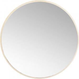 Oglinda de perete Jet, auriu, 73 x 73 cm