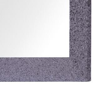 Oglinda de perete LILAS 50 x 130 cm gri/lilla