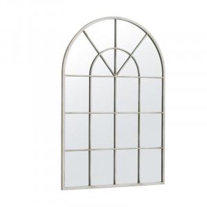 Oglindă Stamford în stil fereastră, 90cm H x 60cm W