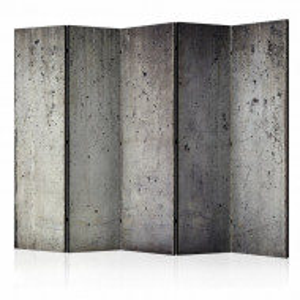 Paravan Chardae, gri, 172 x 225 x 3 cm